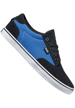 DVS KIDS/ Daewon 12er black/royal suede