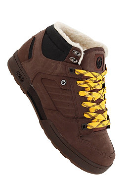 DVS Militia Boot HO4 chocolate