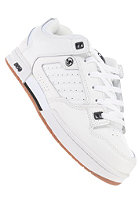 DVS Militia white leather