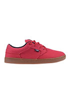 DVS Quentin red canvas