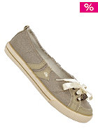 DVS Regency Slip gold canvas