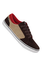 DVS Stafford brown suede