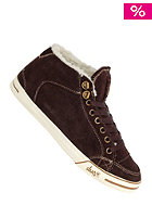 DVS Womens Farah Mid brown