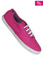 DVS Womens Mag C Sneaker magenta canvas