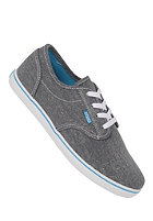 DVS Womens Rico CT black acid wash