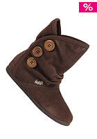 DVS Womens Shiloh Button brown