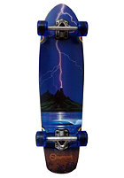 EARTHSHIP Awesome Longboard 31.25 multicolor