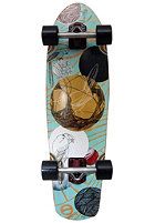 EARTHSHIP Bird Longboard 31 multicolor