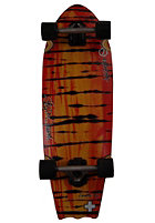 EARTHSHIP Fishing Tiger Longboard 30.5 multicolor