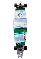 EARTHSHIP Hippy Cruiser Longboard 43 multicolor
