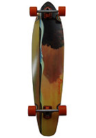 EARTHSHIP Longboard Red Sky 40,75 multicolor