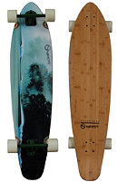 EARTHSHIP Point Savage Longboard 40.75 multicolor