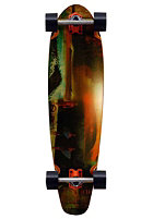 EARTHSHIP Surf Collage Longboard 39 multicolor