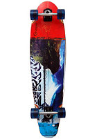 EARTHSHIP Tribal Longboard 39 multicolor