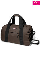 EASTPAK Container 65 Travel Bag back to brown