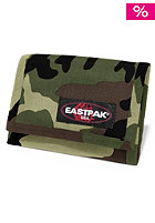 EASTPAK Crew 6 Rep Wallet camo