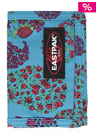 EASTPAK Crew Single Wallet paisley blossom azzure blue