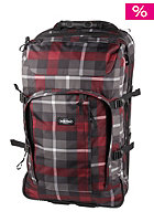 EASTPAK Hicks 65 Travel Bag brown checker