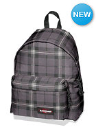 EASTPAK Padded Pakr Backpack Checked Black