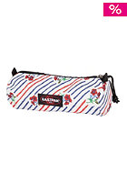 EASTPAK Round Single Accessory Case blossybloom nero white