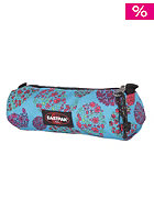 EASTPAK Round Single Accessory Case paisley blossom azzure blue