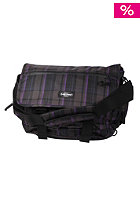 EASTPAK Stanly Messenger Bags purple plaid