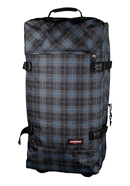 EASTPAK Transfer L Travel Bag unichecks black