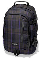 EASTPAK Volker Backpack purple plaid