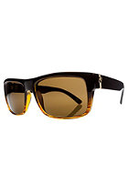 ELECTRIC Backline Sunglasses blackwood / melanin bronze