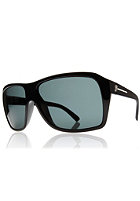 ELECTRIC Capt. Ahab - Gloss Black Sunglasses Grey