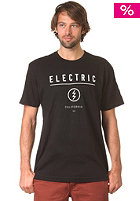 ELECTRIC Corporate Identity Custom S/S T-Shirt black