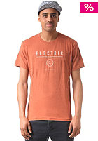 ELECTRIC Corporate Identity Custom S/S T-Shirt rust