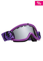 ELECTRIC EG.5 Goggle royal purple bronze/silver chrome