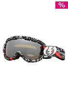 ELECTRIC EG.5s RIDS-Marco Goggle bronze/red chrome