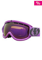 ELECTRIC EG.5s Royal Purple Goggle orange