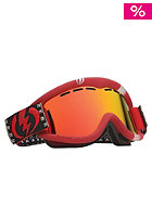 ELECTRIC EG1 Goggle cheryl maas bronze/red chrome