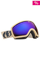 ELECTRIC EG2.5 Armor Sand Goggle bronze/blue chrome