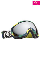 ELECTRIC EG2.5 Disorganize Goggle bronze/silver chrome
