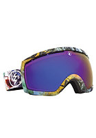 ELECTRIC EG2.5 East Side Matte Goggles bronze/blue chrome
