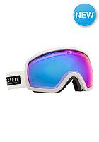 ELECTRIC EG2.5 Goggle white tropic-rose/blue chrome +bl