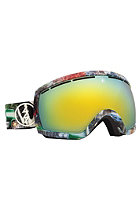 ELECTRIC EG2.5 West Side Goggles bronze/gold chrome