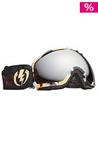 ELECTRIC EG2 Combat Rock Goggle bronze/red chrome