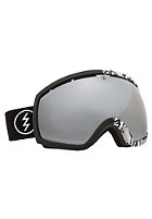 ELECTRIC EG2 F@ck Cancer Matte Goggles bronze/silver chrome