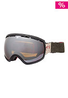 ELECTRIC EG2 Goggle Iikka backstrom bronze/silver chrome