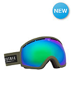 ELECTRIC EG2 Goggle irie-bronze/green chrome +bl