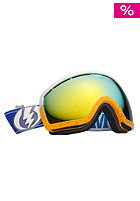 ELECTRIC EG2 Goggle pat moore bronze/gold chrome