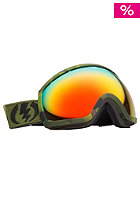 ELECTRIC EG2 RIDS-Peter Line Goggle bronze/red chrome