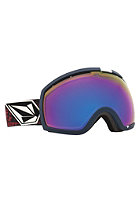 ELECTRIC EG2 V. CO LAB Matte Goggles bronze/blue chrome