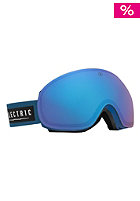 ELECTRIC EG3 Goggle blues-bronze/blue chrome +bl