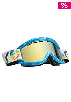 ELECTRIC EGB2 Goggle arthur longo bronze/gold chrome